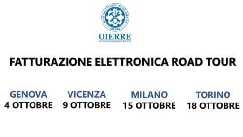 Fatturazione Elettronica Road Tour